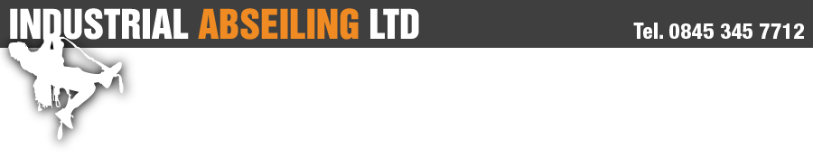 Industrial Abseiling Ltd Logo overlay